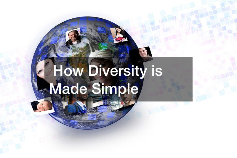How Diversity is Made Simple