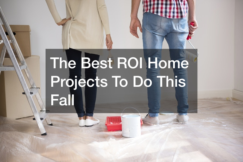 The Best ROI Home Projects To Do This Fall